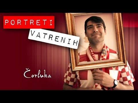 Vedran Ćorluka - portreti 'Vatrenih', Robert Knjaz
