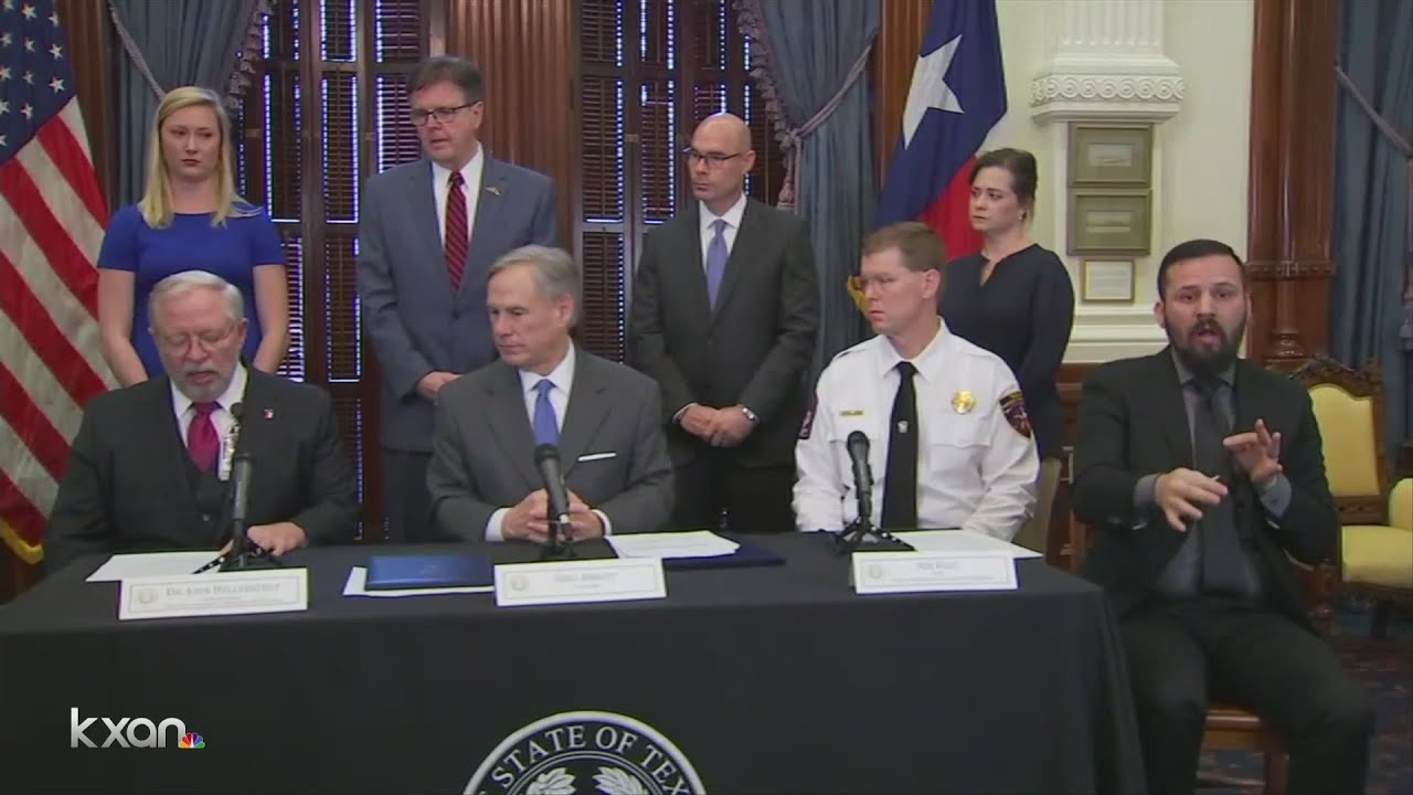 Gov. Abbott says statewide shelter-in-place not necessary at this time