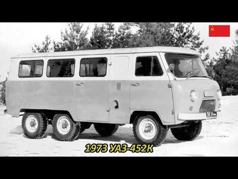 Экспериментальные и опытные легковые автомобили СССР. Редкие и уникальные модели. Часть 2.