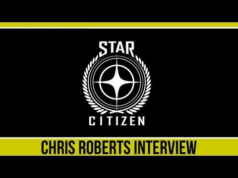 Star Citizen - Interview feat. Chris Roberts