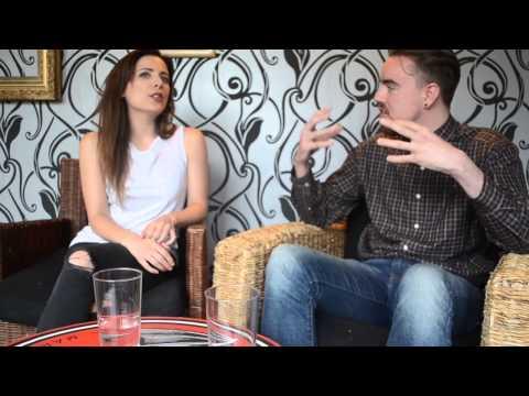 Lucie Pohl interview at Edinburgh Festival Fringe
