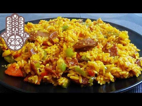 riz-à-l'espagnole
