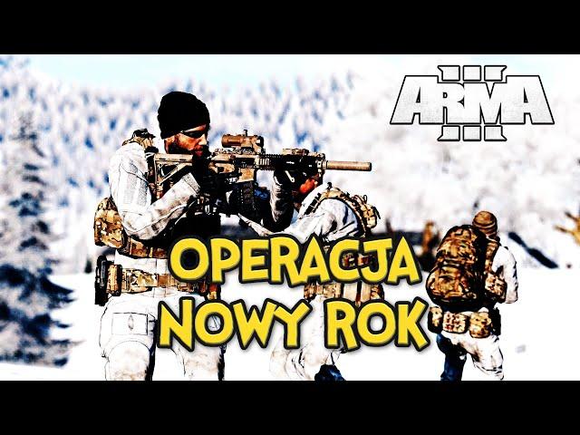 ARMA 3 RP   WIELKI CO-OP   OPERACJA: NOWY ROK   PL