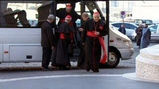 Βατικανό: άρχισαν οι «εξετάσεις» για τους...
