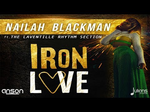 "Nailah Blackman Feat. Laventille Rhythm Section - Iron Love ""2019 Soca"" (Official Audio) [Anson Pro]"