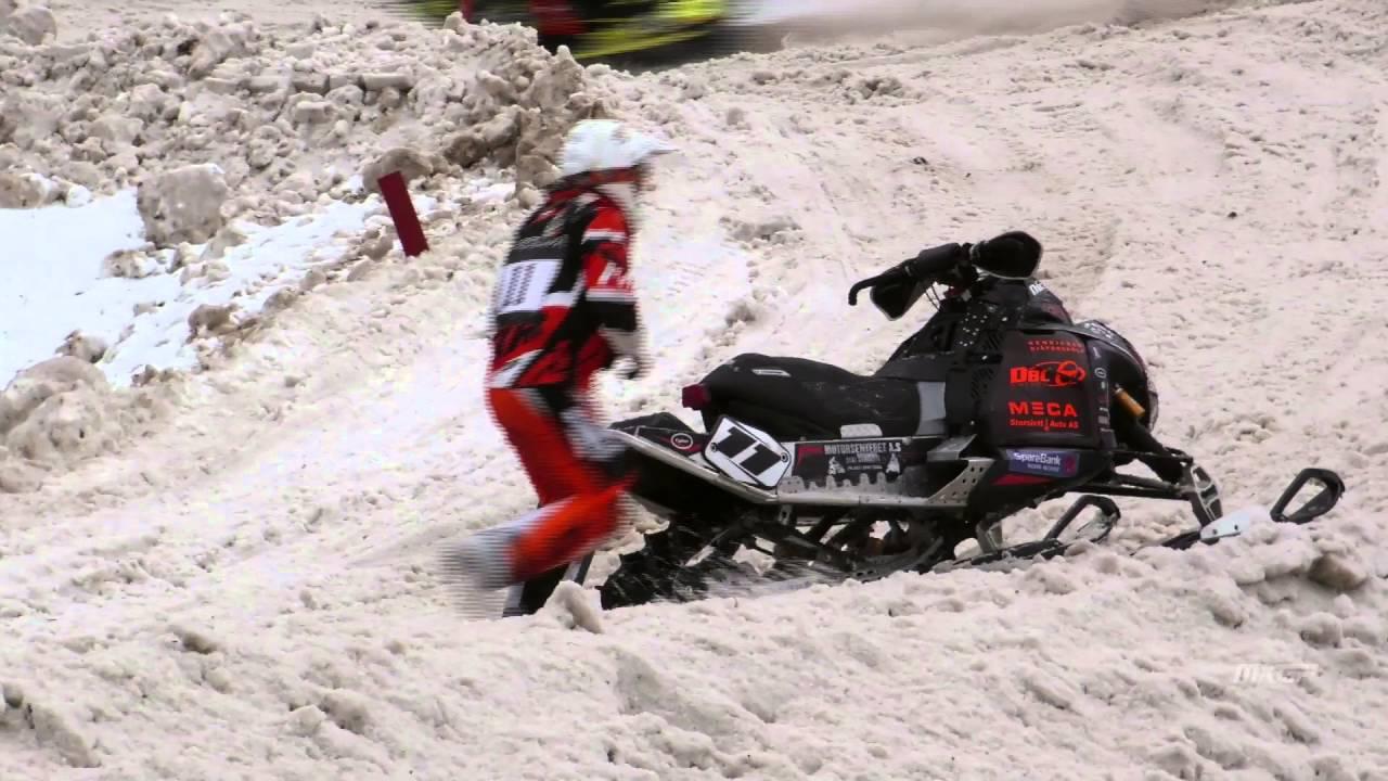 chaussures de sport af553 c55a6 FIM Snowcross World Championship 2016 Round 2 Norway Highlights