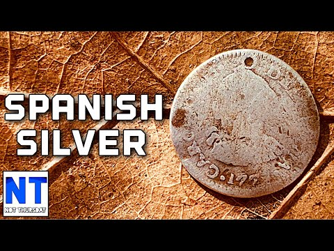 1700s Spanish Silver Found With Metal Detector In New Hampshire Reale