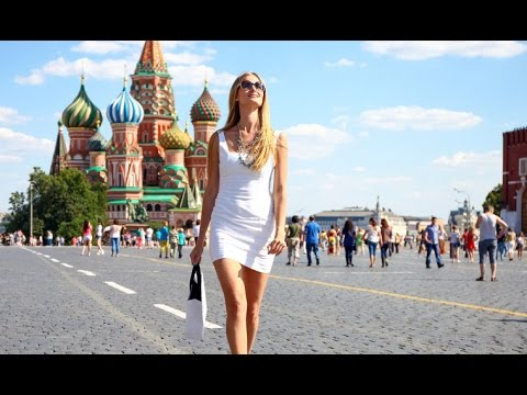 Day Trip to Moscow Vlog - LivingWithPj