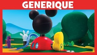 Générique de La Maison de Mickey - Disney Junior