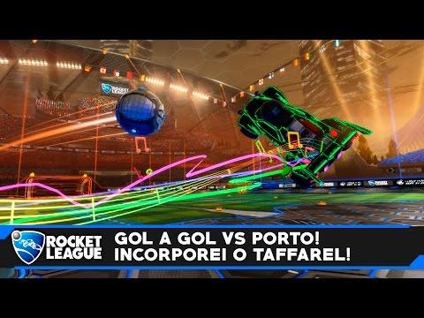 Rocket League GOL A GOL: INCORPOREI O TAFFAREL! c/rumble! Vs Porto