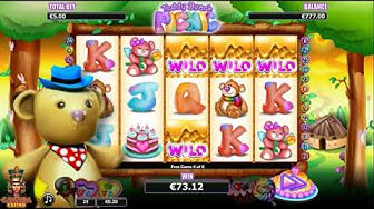 Teddy Bears Picnic Slot Machine Free Spins - Nextgen Gaming Slots