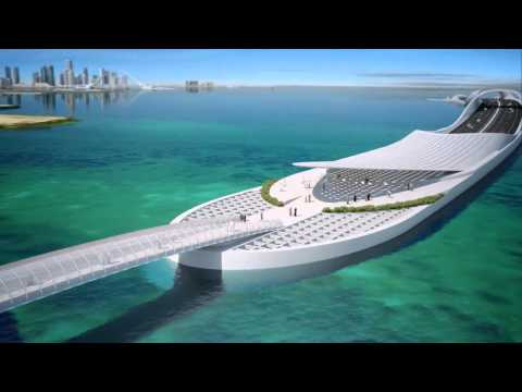 Sharq Crossing - (Formerly known as Doha Bay Crossing) - Final Design