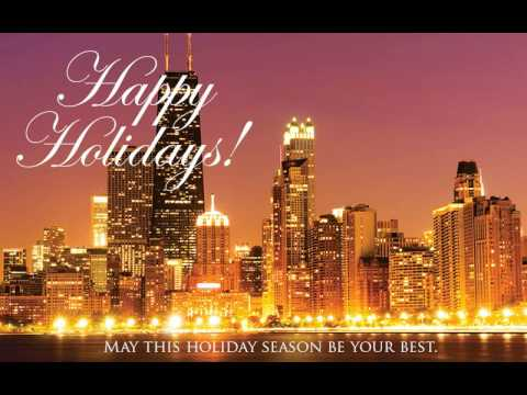 Happy Holidays from Hotel Sax Chicago
