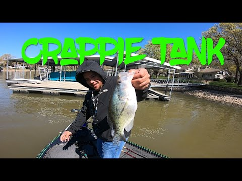 IT BROKE HIM OFF! Crappie Fishing | Lake Of The Ozarks