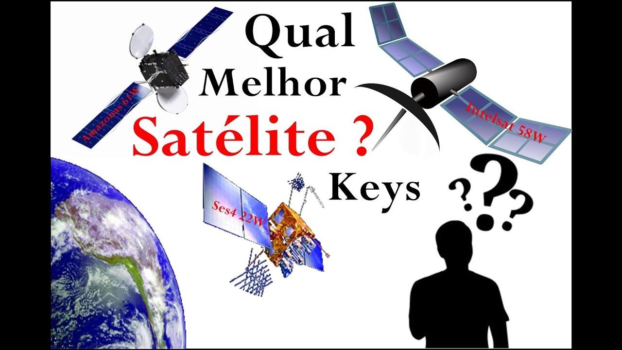 Resultado de imagem para satelite sks keys