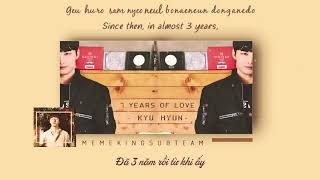 Video [MemeKing] [Vietsub+Engsub+Kara] 7 Years Of Love - KyuHyun (규현) download MP3, 3GP, MP4, WEBM, AVI, FLV Januari 2018