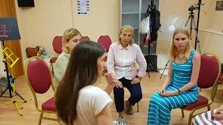 Уроки вокала для взрослых Анны Голубевой. Вокальный мастер-класс. 1 Часть