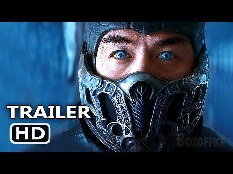 MORTAL KOMBAT Trailer (2021)