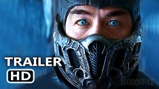 MORTAL KOMBAT Trailer (2021)