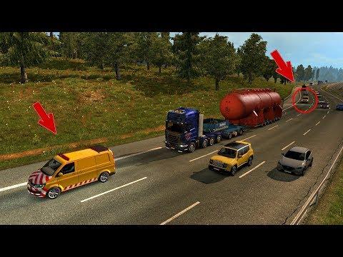 Nuevo DLC Special Transport | Autos Piloto Everywhere | Cargas Pesadas y Sobredimensiones
