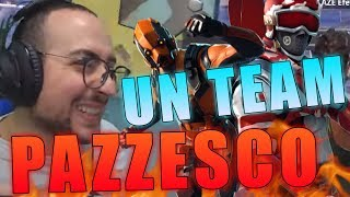 MATTEOHS | UN TEAM PAZZESCO! w/DELUX - ROVAZZI ED EFESTO96 | FORTNITE GAMEPLAY ITA