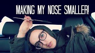 MAKING MY NOSE SMALLER! thumbnail