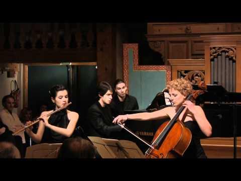 """BACRI - Trio """"Sonata notturna"""" - mouvements 1 & 2"""