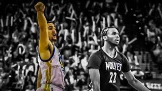 Silent killa - golden state warriors vs minnesota timberwolves
