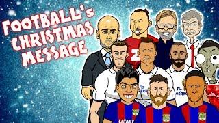 BONUS VIDEO 1! Football's Christmas Message on SoccerAM