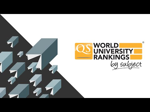 QS World University Rankings by Subject 2016: What's new?