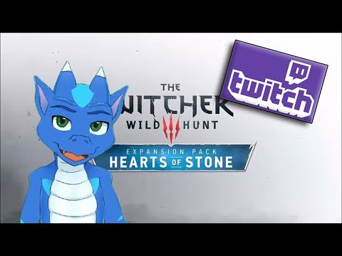 [TWITCH-FR Channel] The Witcher 3 - Hearts of Stone DLC