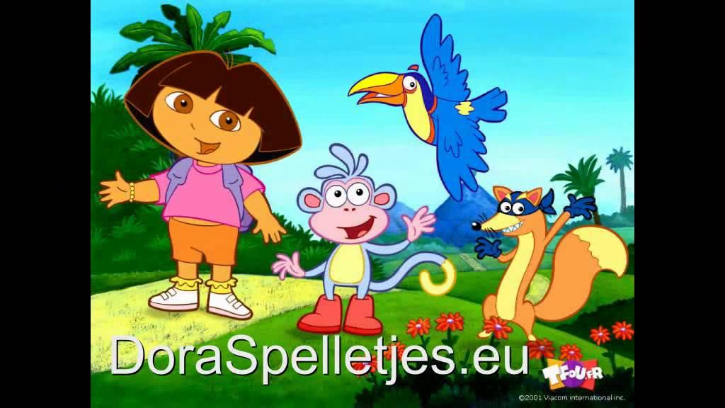 Dora Online Spielen