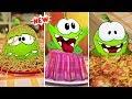 Om Nom - Favorite Food   Funny Cartoons For Children   ToBo Kids Telly