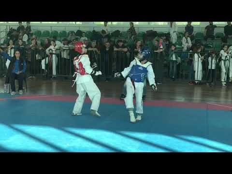 Первенство Дагестана юноши (2005-2007г) Меджидова Мадина & Абдулжапарова Патимат 44 кг.