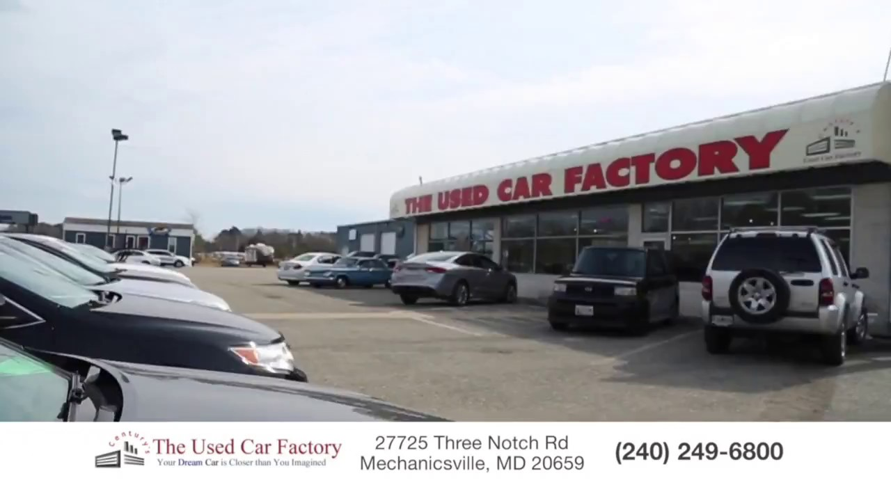 Used Car Factory >> The Used Car Factory Commercial Simple And Seamless Youtube