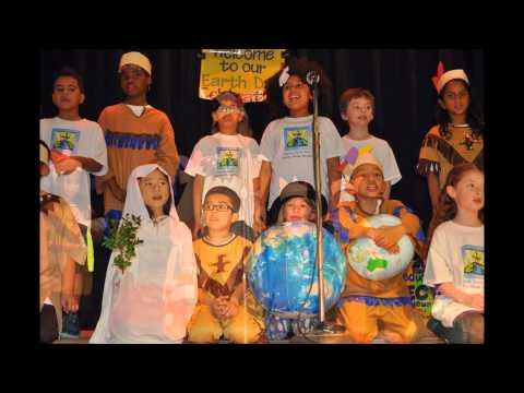 Swift Elementary School Earth Day play 2014