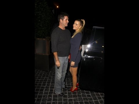 Simon Cowell and Carmen Electra Dating!?!