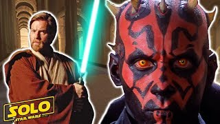 Prequels Character in SOLO! WHO?! - Star Wars Explained