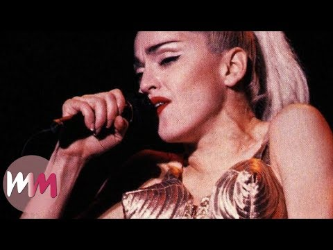 Top 5 Most Outrageous Madonna Outfits
