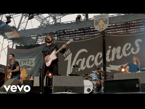 The Vaccines - If You Wanna (Live at The Lewes Stopover 2013)