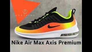 air max axis homme orange