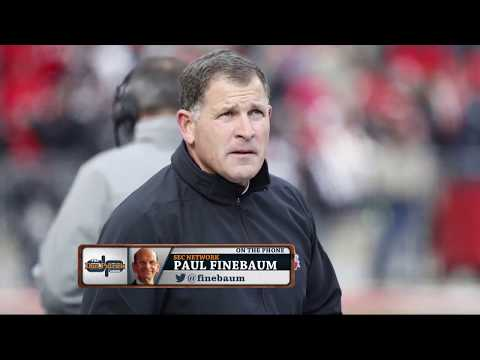 """SEC Network's Paul Finebaum on Tennessee's """"Embarrassing"""" Schiano Situation 
