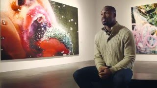 Lexus RX and Vernon Davis in The Ultimate Crossover: A New Art Perspective