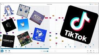 TikTok Songs on Song Maker - Chrome Music Lab