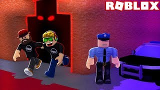 NEW BANK ROBBERY ESCAPE ROUTE in ROBLOX JAILBREAK