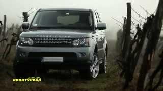Range Rover Sport teszt - SportVerda (Hortobágyi Ágoston, Tordai István)