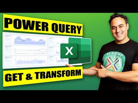 Excel Power Query & Data Cleansing Part 1: Different Ways to Format Data Using Power Query