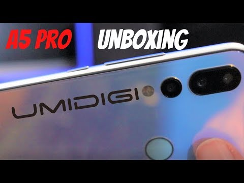 umidigi-a5-pro-(unboxing-&-first-impressions)