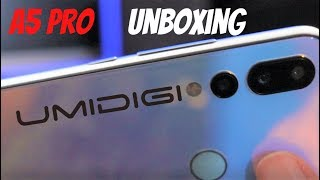 UMIDIGI A5 Pro (Unboxing & First Impressions)