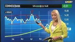 Commerzbank-Aktie: Mitarbeiter in Hamburg entlassen